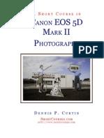 Canon EOS 5D Mark II Short Course