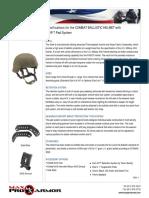 MPA Combat Helmet(Casco)