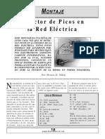 MONT-Detector de Picos