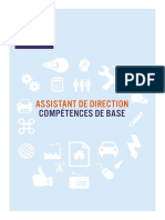 Assistantdedirection Competences