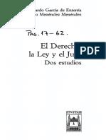 García de Enterria La Democracia y El Lugar de la ley