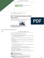 DDS - Prevenção de Acidentes Ao Utilizar Chave de Boca