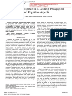 Artificial Intelligence in E-Leaning-Pedagogical and Cognitive Aspects- WCE2011_pp997-1002