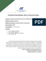 2017 Plan de Cátedra Didáctica-Inicial-Primaria