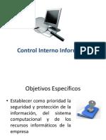 5 Control Interno Informático