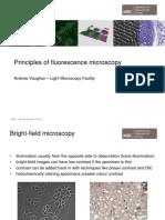 Principles of Fluorescence Microscopy