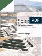 Marcelo Campagno-El Origen de Los Primeros Estados. La _revolución Urbana_ en América Precolombina-Eudeba (2007)