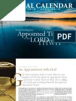2018 Biblical Calendar Final