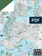 NY Bike Map 2018