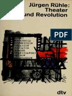 Theater Und Revolution