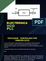 Osciladores Controlados Por Tensión (Vco)-Pll