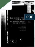 Abad Yupanqui, Samuel - El acceso al Tribunal Constitucional a través del RAC.pdf