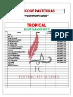 Banco de Partituras Fc Editing of Scores Full