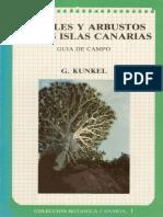 Arboles de Las Islas Canarias