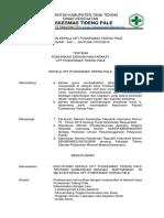 1.1.5.1 SK Ketentuan Mekanisme Monitoring Dan Monitoring Pengelola UKM