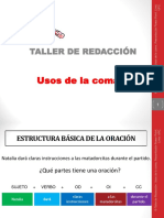 2. HU98 TdR 2014-1 Usos de La Coma WSCH