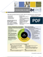 Systems Migrate to Ibm PDF Migration Factory Brochure - External Scrv3.2