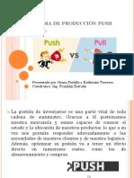 Sistema de Producción Push y Pull