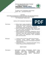 2.3.8.1 SK Kewajiban Memfasilitasi Kegiatan Pembangunan Berwawasan Kesehatan Dan Pemberdayaan MasyarakaT