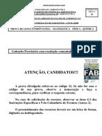 CFS B 1 2008 (Gabarito)