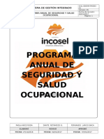 Programa Anual de Seguridad y Salud Ocupacional.2017