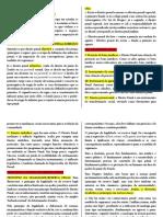 REVISAO SIMPLES DE PENAL