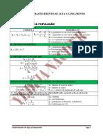 Abastecimento (Formula)