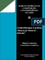 CARDOSO MetodoEducacaoMusical