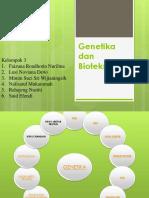 Genetika Dan Bioteknologi FIX