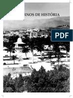 Cadernos de História.belo Horizonte