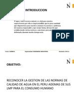Normas Del Agua_quimica