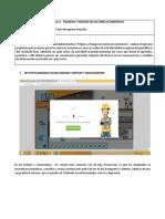 Evidencia 3 Actividad Interactiva y Documento Peligros y Riesgos en Sectores Economico