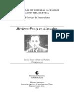 ACTAS DE LAS XIV JORNADAS NACIONALES AGORA- Merleau-Ponty EN DISCUSIÓN.pdf