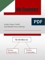 Tipos de Fuentes
