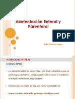 Dietoterapia Enteral y Parenteral