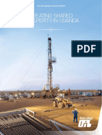2013 Tullow Uganda Country Report