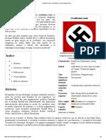 Ocultismo Nazi - Wikipedia, La Enciclopedia Libre