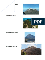 Volcán Acatenango Solo Volcanes