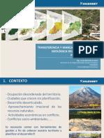 Procesos Geologicos Externos y Sus Riesgos