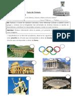 Guía de Síntesis Roma y Grecia.