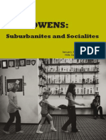 Suburbanites and Socialites. BILL OWENS. PDF