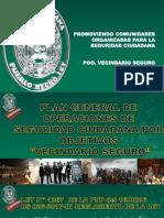 Vecind.seguro 2018 Implement.