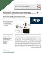 Bioremediasi Dengan Teknik Biostimulasi Tanah Tercemar Minyak Bumi Dengan Menggunakan Kompos Kombinasi Limbah Media Jamur Tiram Putih