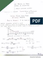 Análisis estructural (Método de Cross)