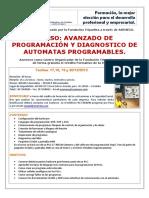 Curso Avanzado Programacion Automatas Programables.