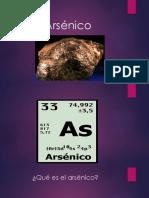 Arsénico.pptx