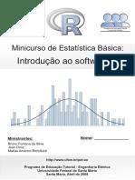 Minicurso de Estatística Básica - Introdução ao software R.pdf