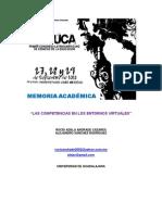 139. Competencias en los Entornos Virtuales