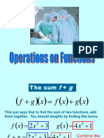 1516 Operations on Functions