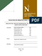 Informe Arquitectura Del Peru